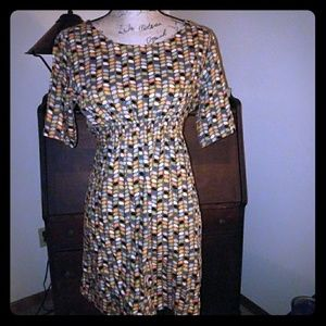 Shift dress by Orla Kiely